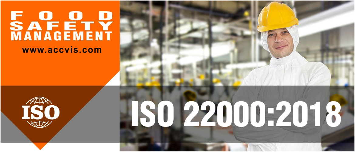 ISO 22000 2018 Food Safety