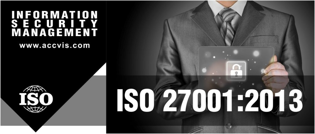 ISO 27001 2013 Information security management