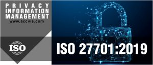 ISO 27701 Privacy information managemen