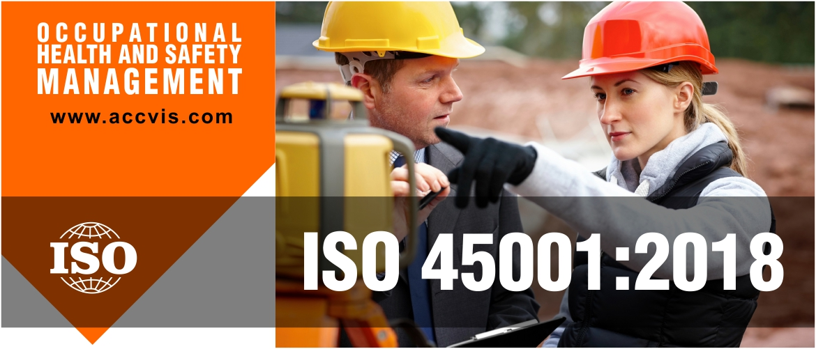 ISO 45001 OH&S Occupational health and safety Management Systems