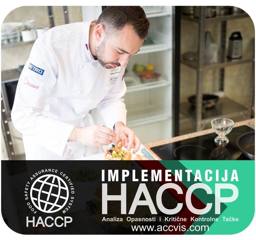 HACCP U UGOSTITELJSTVU