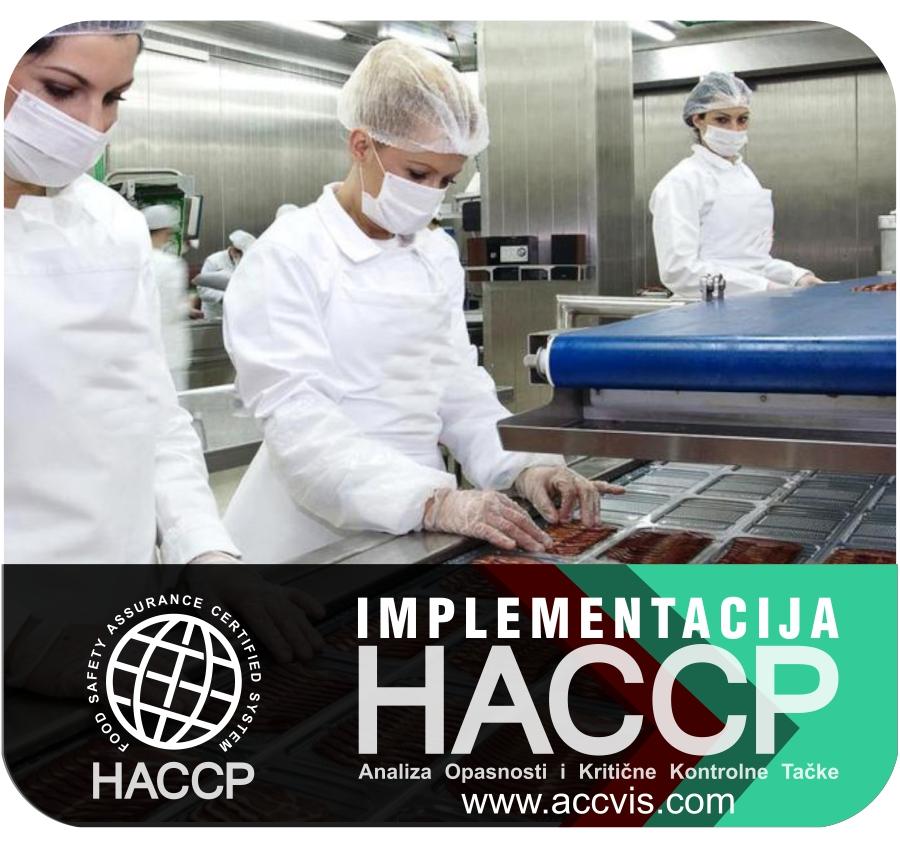 HACCP u prehrambenoj industriji