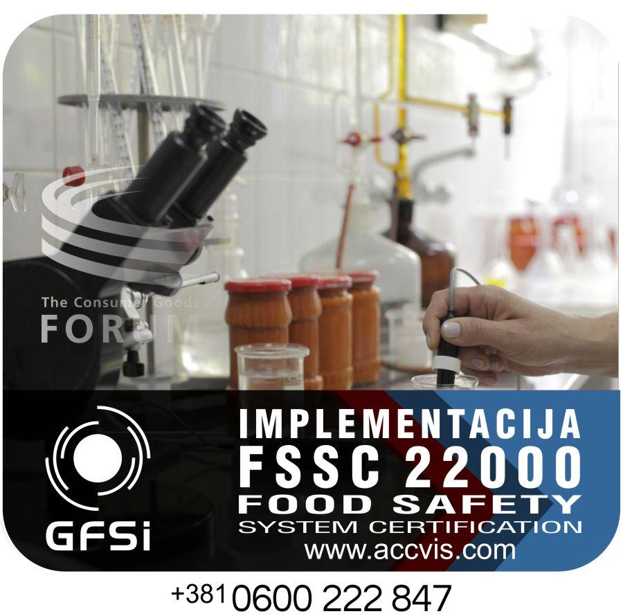 Uvodjenje FSSC 22000