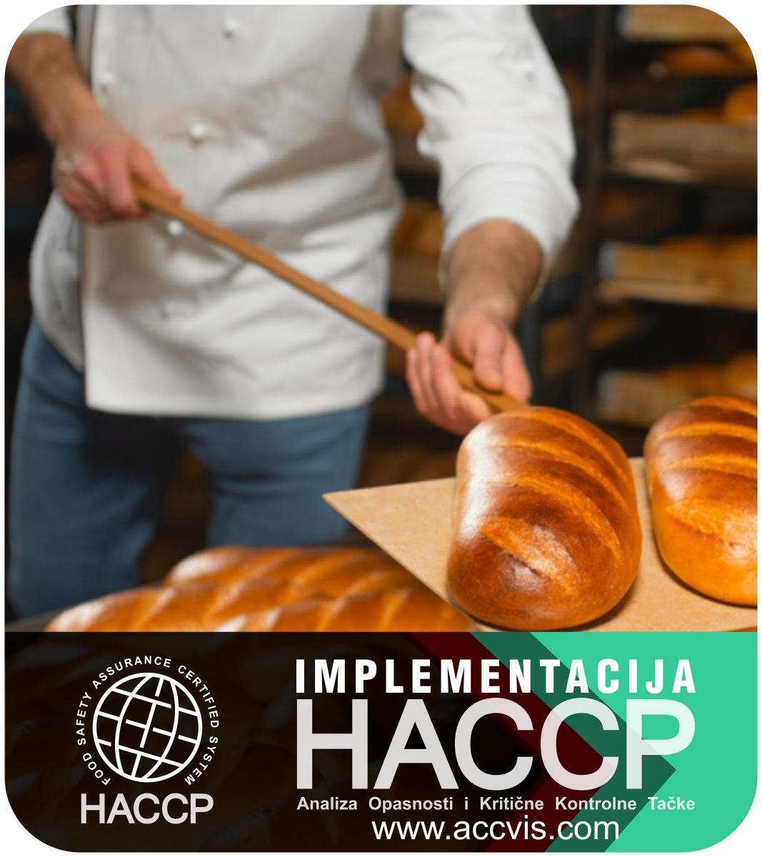 Uvodjenje HACCP u Srbiji