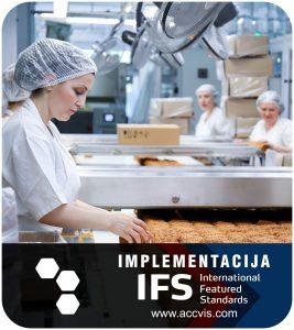 IFS Uvodjenje i sertifikacija standarda