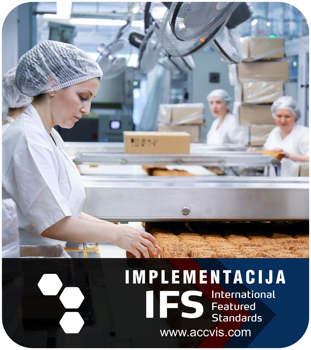 Uvodjenje IFS standarda