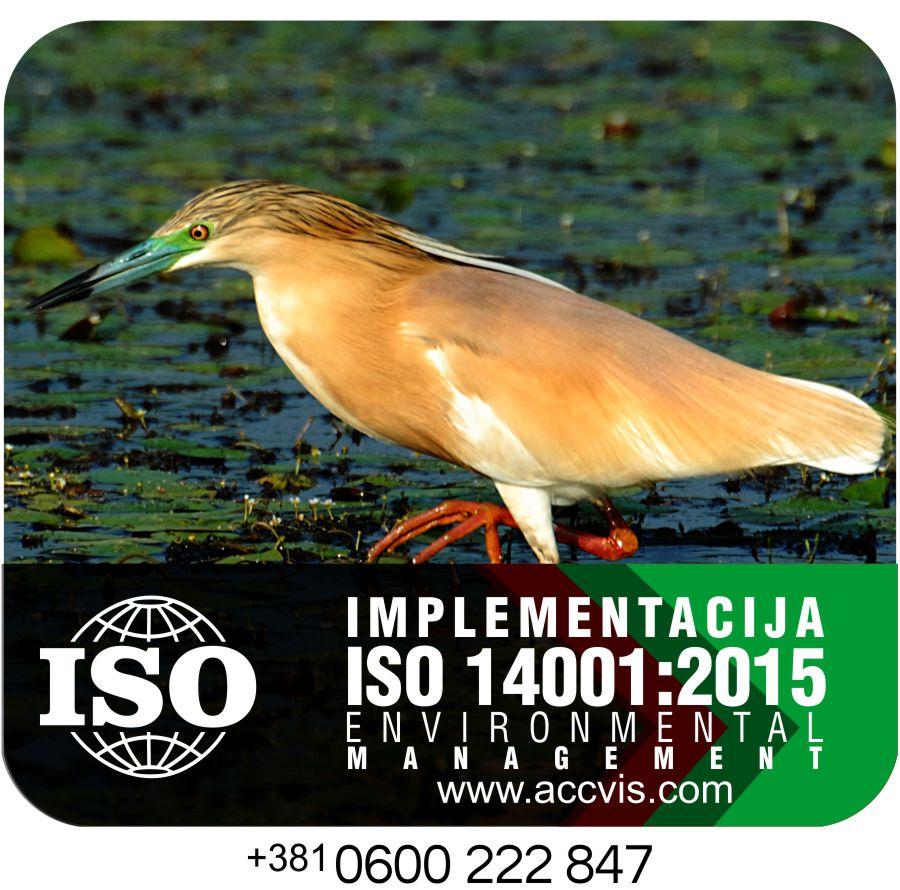 Uvodjenje ISO 14001 2015