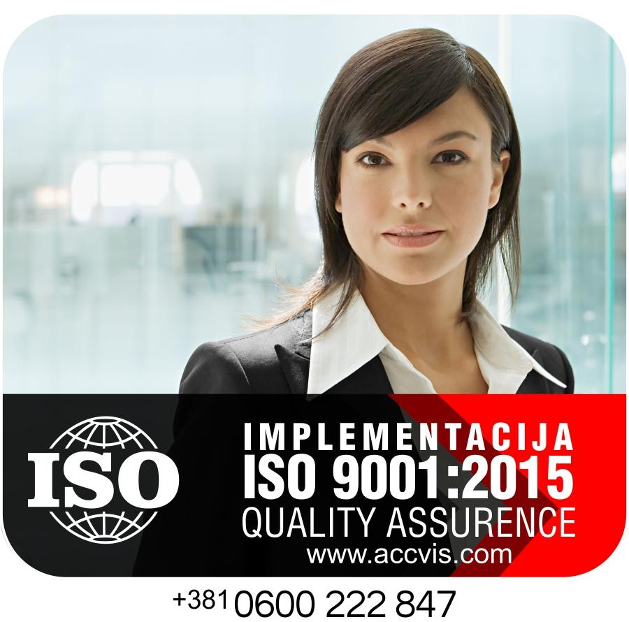 Uvodjenje ISO 9001:2015