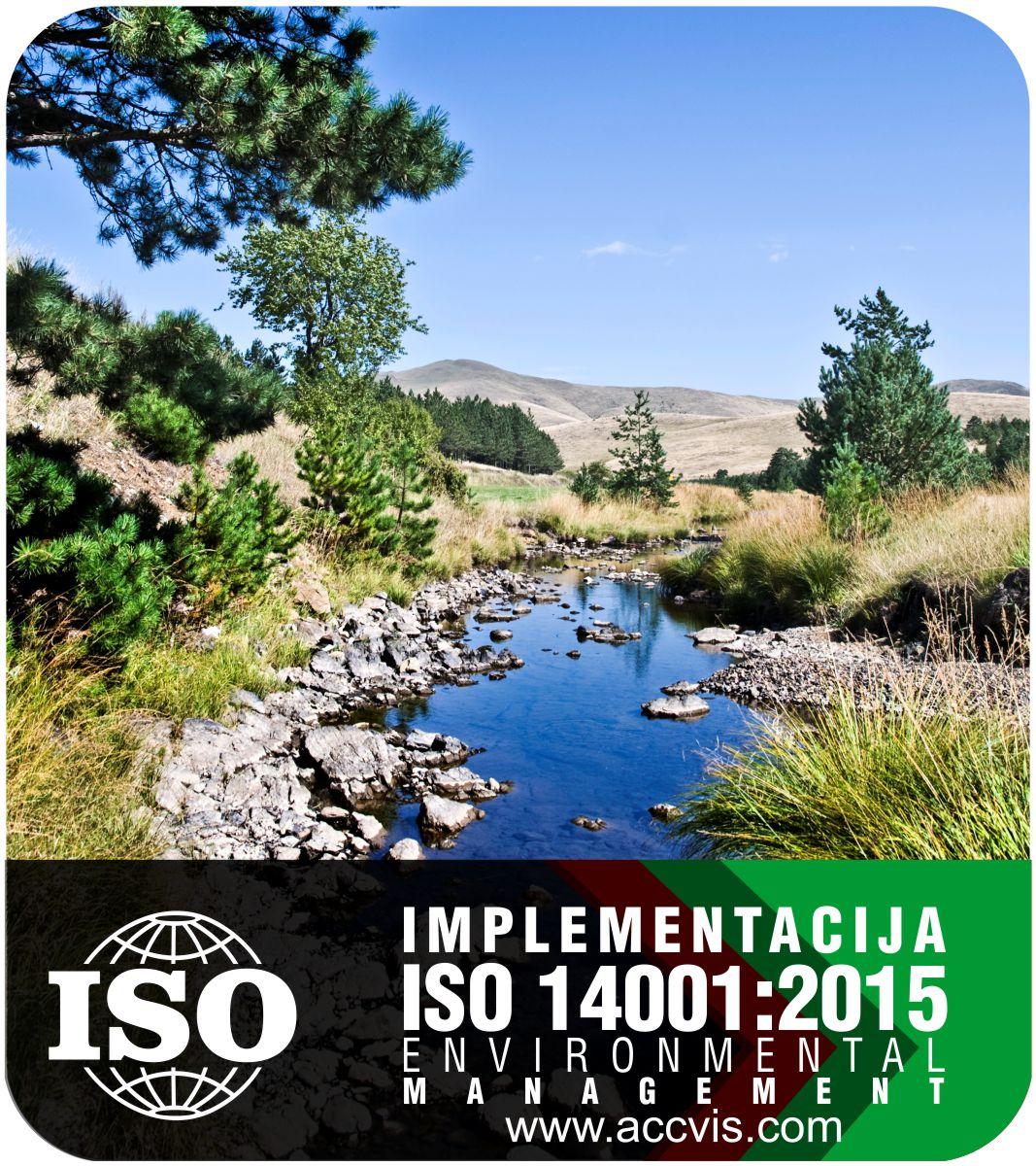 Uvodjenje standarda ISO 14001 2015