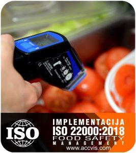 ISO 22000 Uvodjenje i sertifikacija standarda