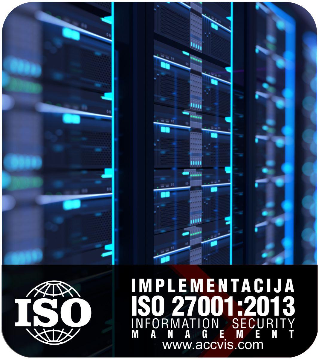 Uvodjenje standarda ISO 27001:2013