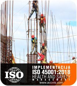 ISO 45001:2018 Uvodjenje i sertifikacija