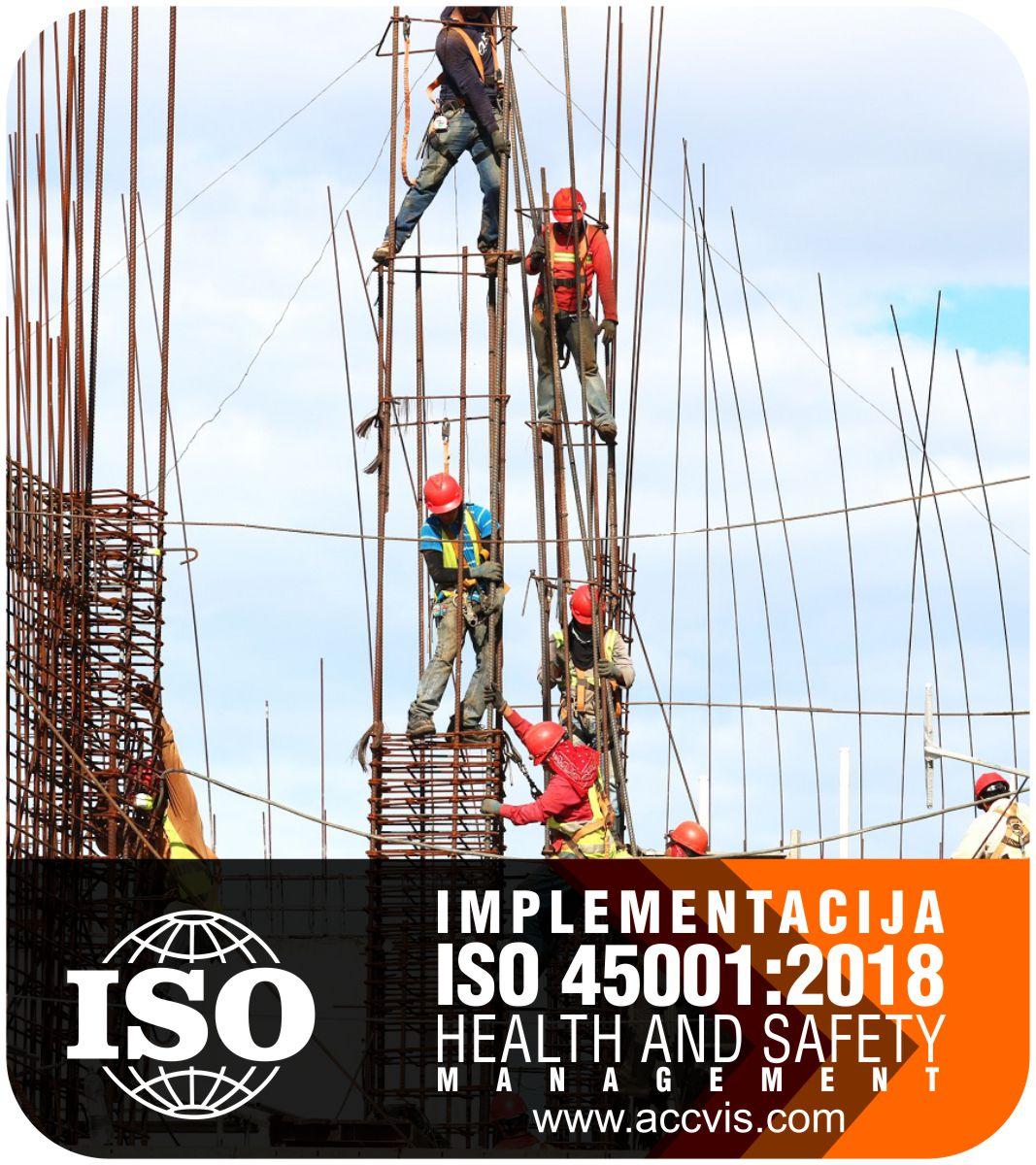 Uvodjenje standarda ISO 45001:2018