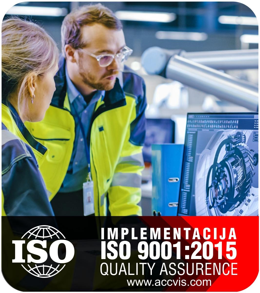 Uvodjenje standarda ISO 9001 2015