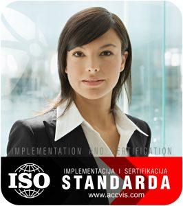 Uvođenje i Sertifikacija ISO standarda